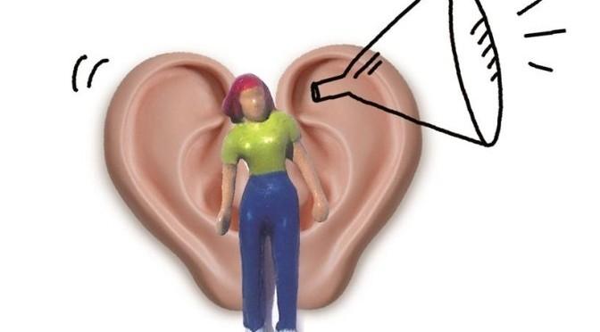 Trampolines v. esponjas: la capacidad de escucha requiere participación con preguntas constructivas