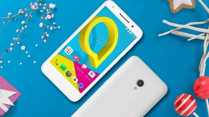 Alcatel arma un boliche en tu mano con el celular con luces que presentó en el MWC 2017