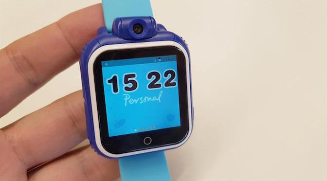 Personal Bipy, el reloj conectado para quienes prefieren no darle celulares a sus hijos