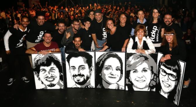 Se celebró la décima edición de Fuckup Nights en Buenos Aires