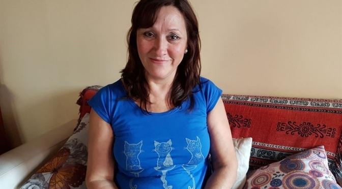 La historia de Miriam, la operaria que logró escapar de la violencia machista y se refugió en su trabajo