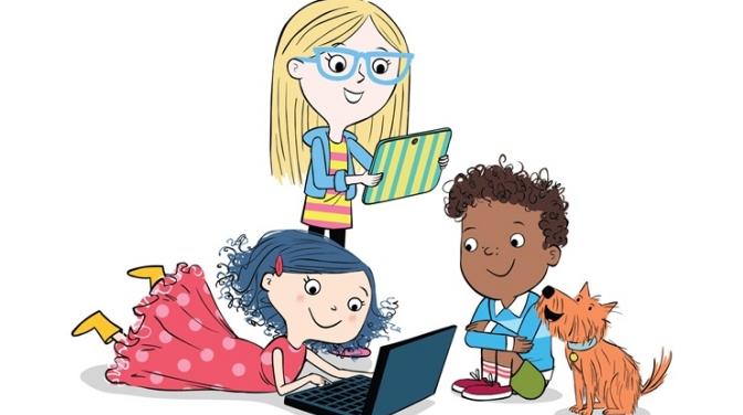Qué es Dot., la serie animada que busca acercar a las niñas a la tecnología