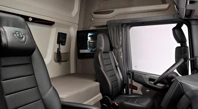 De vivir en un camión a la oficina con ruedas: el futuro del transporte se hace realidad en Suecia