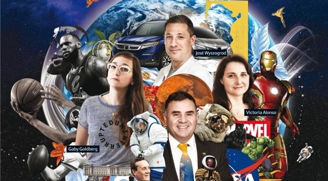 Los argentinos que ocupan puestos clave en empresas extranjeras