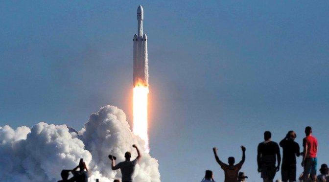 Competencia de egos: quiénes son los que impulsan la conquista del espacio